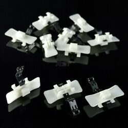 10x Trim Fairings Mounting Clips Clip For Mercedes W124 S124
