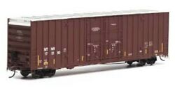 Ho Scale Athearn 75270 Mtrr 175150 Mississippi And Tennessee 60' Gunderson Boxcar