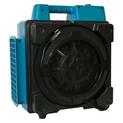 Xpower X-2580 Commercial 4-stage-filtration Hepa Mini Air Scrubber