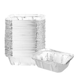 125pcs Bbq Accessories Food Container Disposable Bbq Drip Pan For Home