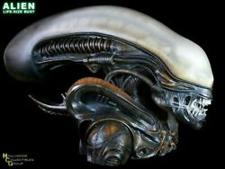 Alien 11 Scale Bustlife Size Hollywood Collectibles Group