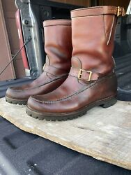 Gokey Boots The Classic Mens 8ee Handmade In The Usa Exc Used Condition