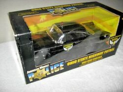 1960 Ford Starliner Ohio State Highway Patrol Police Ertl 118 Scale Nice