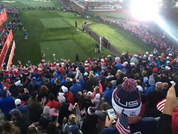 2021 Ryder Cup Tickets - Hospitality Chalet Saturday