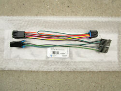 95 Gmc Sierra C/k Ac Heater Climate Temperature Control Wire Harness Adapter New