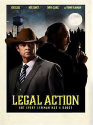 DVD Legal Action