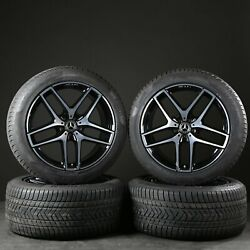 21 Pouces Mercedes Amg Gle 43 63 Gle C292 Roues Dand039hiver A2924012900 A2924011700
