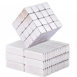 Various Sizes Strong Cube Neodymium Magnets Square Craft Hobby Diy Magnetic