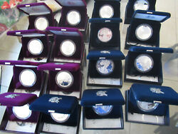 American Silver Eagle Proof Coins