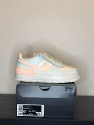 Womenand039s Nike Air Force 1 Shadow Barely Green | Size 5w - 9w | Cu8591-104