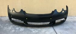 Bentley Gt And Gtc Factory Stl Front Bumper Cover Frp Stronger Usa Made 2004-09