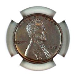 1912 Pf64 Bn Ngc Lincoln Wheat Penny Proof Registry Quality Collection