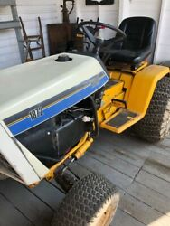 """1872 Cub Cadet Hydro Gardent Ractor And 60"""" Deck And Snowblower 18hp Kohler Magnum"""