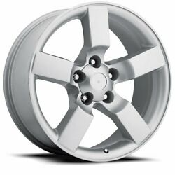20 Fits Ford F150 Svt Lightning Expedition Wheels Silver Rims 1997-2004