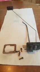 Vintage Johnson Outboard Motor Boat Gas Can Inner And Outter Fuel Gauge Parts