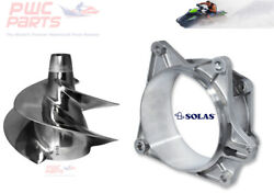 Yamaha Solas 160mm Stainless Steel Wear Ring Housing Yvs-hs-160 And Pwc-ym-13/18