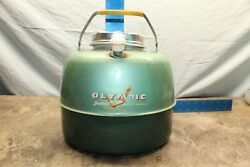 Antique Vintage Olympic Insulated 1 Gallon Thermos 5e1