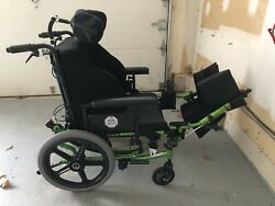 Invacare Solara 3g Tilt In Space Manual Wheelchair Bought For 6000