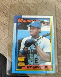 Ken Griffey Jr 1990 Topps All Star Rookie Card With Errors Mint Condition