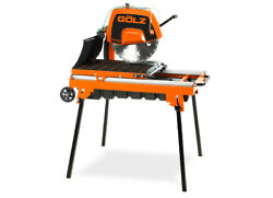 Golz Ms400 Compact And Universal 16 In. Masonry Table Saw