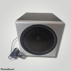 Logitech Z-2300 Subwoofer Replacement Powerful Sound Black Tested