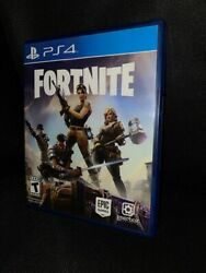Sony Ps4 Game - Fortnite Ultra Rare Production 2017
