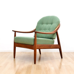 Mid Century Chair By Greaves And Thomas Of London