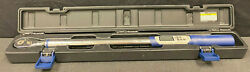 Quinn 1/2 Dr 250 Ft Lbs Digital Torque Wrench Tool W Easy To Read Display 64916