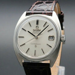 Omega Antique Constellation 1970 Cal.564 C Line Vintage Oh 34mm Automatic