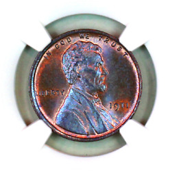 1911-p Ms66 Bn Ngc Lincoln Wheat Penny Superb Registry Quality Collection