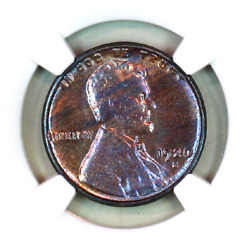 1926-s Ms63 Bn Ngc Lincoln Wheat Penny Superb Registry Quality Collection