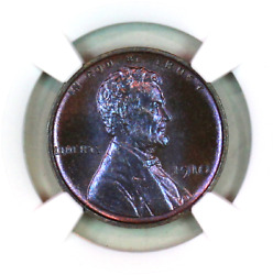 1910 Pf64 Bn Ngc Lincoln Wheat Penny Proof Registry Quality Collection