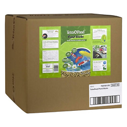 Hot Deal Sticks 11 Pounds Pond Fish Food For Goldfish And Koi + Freeshipping