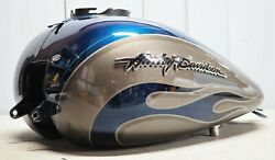 Harley Flhtcuse5 10 Cvo Gas Fuel Tank Electra Glide Ultra Classic Touring Fromjp