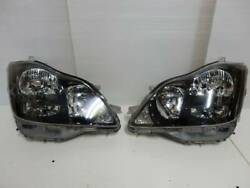 Series 18 Final Crown Athlete Blackout Genuine Hid Headlights Left And Right
