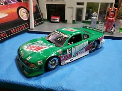 Gmp 1/18 Scale Mustang Cobra Ford Racing 16 Mountain Dew 124rare Hard To Find