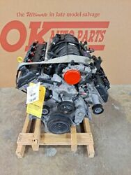16-17 300 Charger Challenger 5.7l Engine Motor Assembly Rwd 8th Digit Vin T