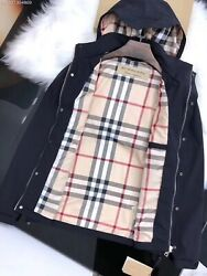 21 New Hot Classic Embroidery Fashion Menand039s Coats Jackets