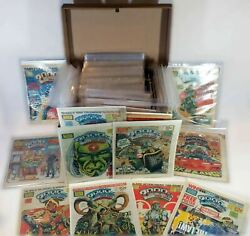 2000ad Prog 251-1250 All 2000a.d. Comic Book Issues + New Bags