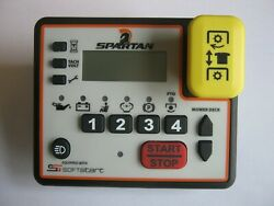 New Spartan Mowers 486-0004-00 Carbureted Mower Control Console Keypad Display