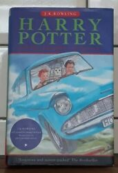 Harry Potter And Chamber Of Secrets Hardback 1st Ed First Print Book Bloomsbury