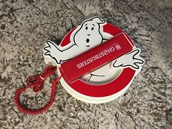 Vintage The Real Ghostbusters Phone 1985 Rca First Edition Very Rare
