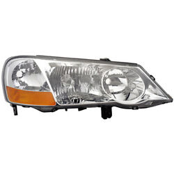 Right Passenger Side Headlight Assembly For Acura Tl 2002 2003