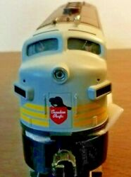 Mth 20-80001b1a Canadian Pacific F-3 A-unit With Proto Sound Ln In Ob