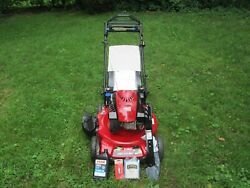 Toro Recycler 22 Personal Pace Lawn Mower Self Propelled 3 In 1