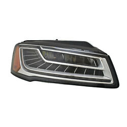 Au2518109 New Replacement Passenger Side Headlight Lens And Housing Led