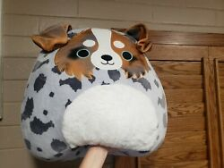 """Squishmallow Official Kellytoy Large 20"""" Plush Pillow Stuffed Toy Raylor Nwt"""