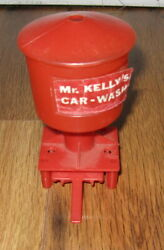 Vintage Remco Mr Kelly's Car Wash Original Water Tower Toy Set Part Only