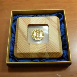 Tokyo 2020 Olympic Commemorative 10,000 Yen Gold Coin Proof Set Yabusame