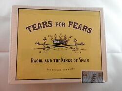 Tears For Fears Raoul And The Kings Of Spain Brand New Cigar Box Cd Sealed